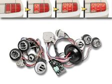 NEW! 2005-2009 Ford Mustang Sequential Tail Light Kit Brake Turn Signal Stop Set