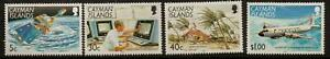 CAYMAN ISLANDS SG717/20 1990 NATIONAL DISASTER REDUCTION MNH