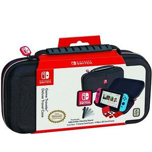 Nintendo Switch Carrying Case – Protective Deluxe Travel Case – Black Ballist...