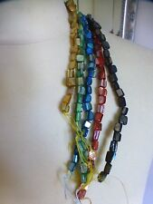 Pretty abalone shell strings of beads 5 colours bracelet.neclace. jewellery
