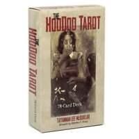Tarot Deck The Hoodoo Tarot: 78 Tarot Card Deck