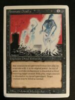 Animate Dead - Magic The Gathering, MTG, 1994, Revised 3rd Edition