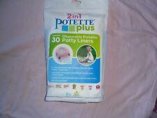 Potette Plus 30 Potty Liners
