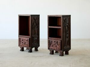 Sub-Saharan African Bedsides, Late 20th Century