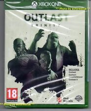 Outlast Trinity (inc. 1, II and Whistleblower) 'New & Sealed' *XBOX ONE (1)*