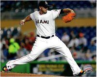 Jose Fernandez Miami Marlins LICENSED Baseball 8x10 Photo
