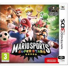 Mario Sports Superstars and Amiibo Card 3ds Game PAL Registered Priority