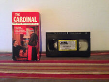 The Cardinal (VHS) tape & sleeve