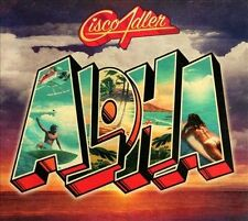 Audio CD Aloha - Cisco Adler - Free Shipping