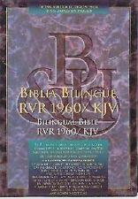 Bilingual Bible-PR-RV 1960/KJV by Bible Hardcover Book (Spanish)
