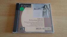 AMELITA GALLI-CURCI - THE RECORDINGS (19616-1920) - CD SIGILLATO (SEALED)