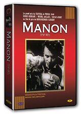 Manon (Cecile Aubrey,Michel Auclair, 1949) NEW DVD