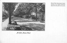 EAST AURORA NY STREET SCENE PRE-07 PMC P/C