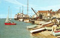 R291011 Car Ferry Quay. Yarmouth. I. O. W. PT22605