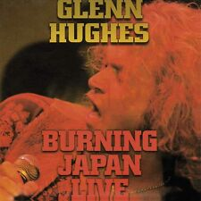GLENN HUGHES New Sealed 2019 BURNING JAPAN LIVE 2 VINYL RECORD SET