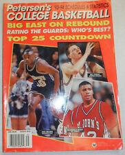 Petersen's College Basketball Magazine Shawnelee Scott 1993-1994 012115R2