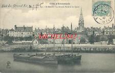 CPA Saint Malo Côte d'Emeraude Bateaux Marine Bretagne