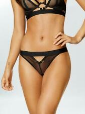 Ann Summers Alina Thong, Black  - Sizes XS - L