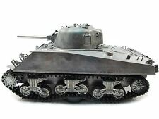 Complete Metal 1/16 Mato Sherman RTR Infrared Recoil RC Tank Metal Color 1230