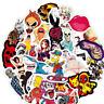 50 Sexy Girls Stickerbomb Anime Hentai Manga Aufkleber Sticker Mix Decals Miko