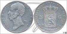 Paises Bajos - Monedas Circulación- Año: 1845 - numero KM00069-45 - 2 1/2 Gulden