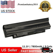 9Cell Battery for Dell Inspiron 14R N4010 N3010 N4010D N5010 M5030D N7010 J1KND