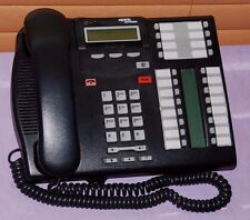 NORTEL NETWORKS T7316E Office Phone W/Handset -- Good Condition