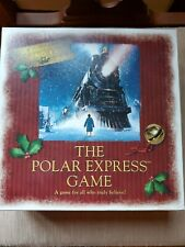 2004 THE POLAR EXPRESS Board Game - WARNER BROTHERS - 100% COMPLETE!