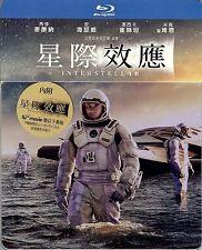 Interstellar Limited Edition FuturePak SteelBook (Region Free Taiwan Import) OOP
