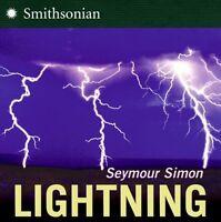 Lightning by Seymour Simon