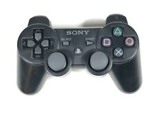 Sony PlayStation PS3 Dualshock 3 Wireless Controller Black CECHZC2U Genuine OEM