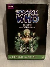 Doctor Who - Dalek War (Frontier in Space / Pl New DVD