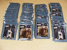 100 SEALED PACKS of STAR WARS ROGUE ONE STICKERS (5 stickers per pack,500 total)