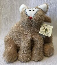 Stitches Lynsey Paterson Plush Medium Pussnip of Long Lazy Naps Kitty Cat