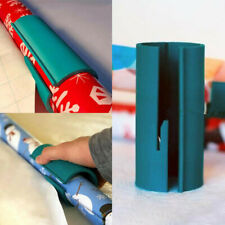 Little ELF Cutting Sliding Wrapping Paper Gift Roll Cutter Made Easy and Fun Kit