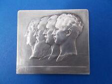 Belgique  Médaille 4 rois