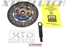 XTD STAGE 2 CLUTCH DISC&TOOL 90-91 ACURA INTEGRA RS LS GS 1.8L B18 CABLE S1 Y1