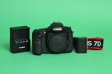 Canon EOS 7D 18.0MP DSLR (Body Only) - 9061 Shutter Count