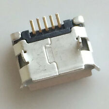 Micro usb hembra 5 pin 5p hembrilla de carga de carga Connector Tablet móvil smartphone