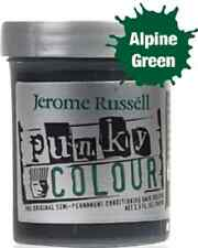 Jerome Russell Punky Color Semi Permanent Hair Dye 100mL Alpine Green