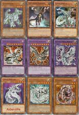Yugioh Zane Truesdale Theme Deck - Cyber End Dragon, Twin, Barrier, Ouroboros