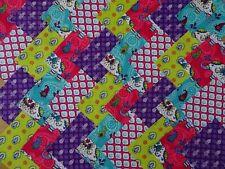 Cuarto gordo 5 paquete 100/% Algodón Patchwork Tela Artesanal marroquí Bazaar