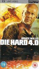 New Sealed Die Hard 4.0 (UMD, 2008)