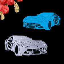 Cool Car Embossing Cutting Dies Stencils For DIY Scrapbooking Photo Album Crafts