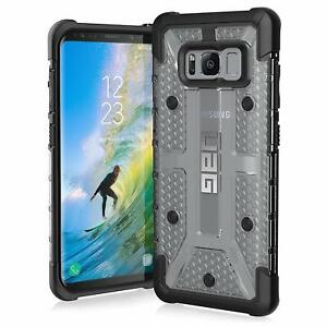 UAG Samsung Galaxy S8 Plasma Rugged Military Drop Tested Phone Case - ICE