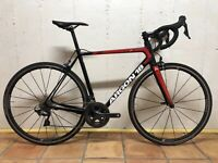 Argon 18 Gallium Road Bike Medium Shimano Ultegra Carbon Triathlon Stages Power