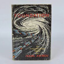 Foundation - Isaac Asimov - 1951 Gnome Press - SIGNED