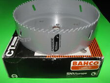 "BAHCO HOLESAW 152mm 6"" CARBIDE HOLE SAW"