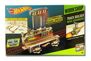 Hot Wheels Work Shop Digital Speedometer