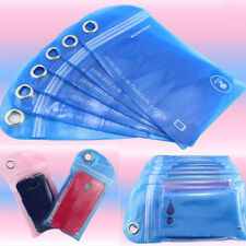 Bag 5Pcs For iPhone Mobile Cell Phone Fashion New Waterproof Plastic Pouch Good